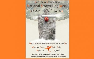 All About Telling Stories