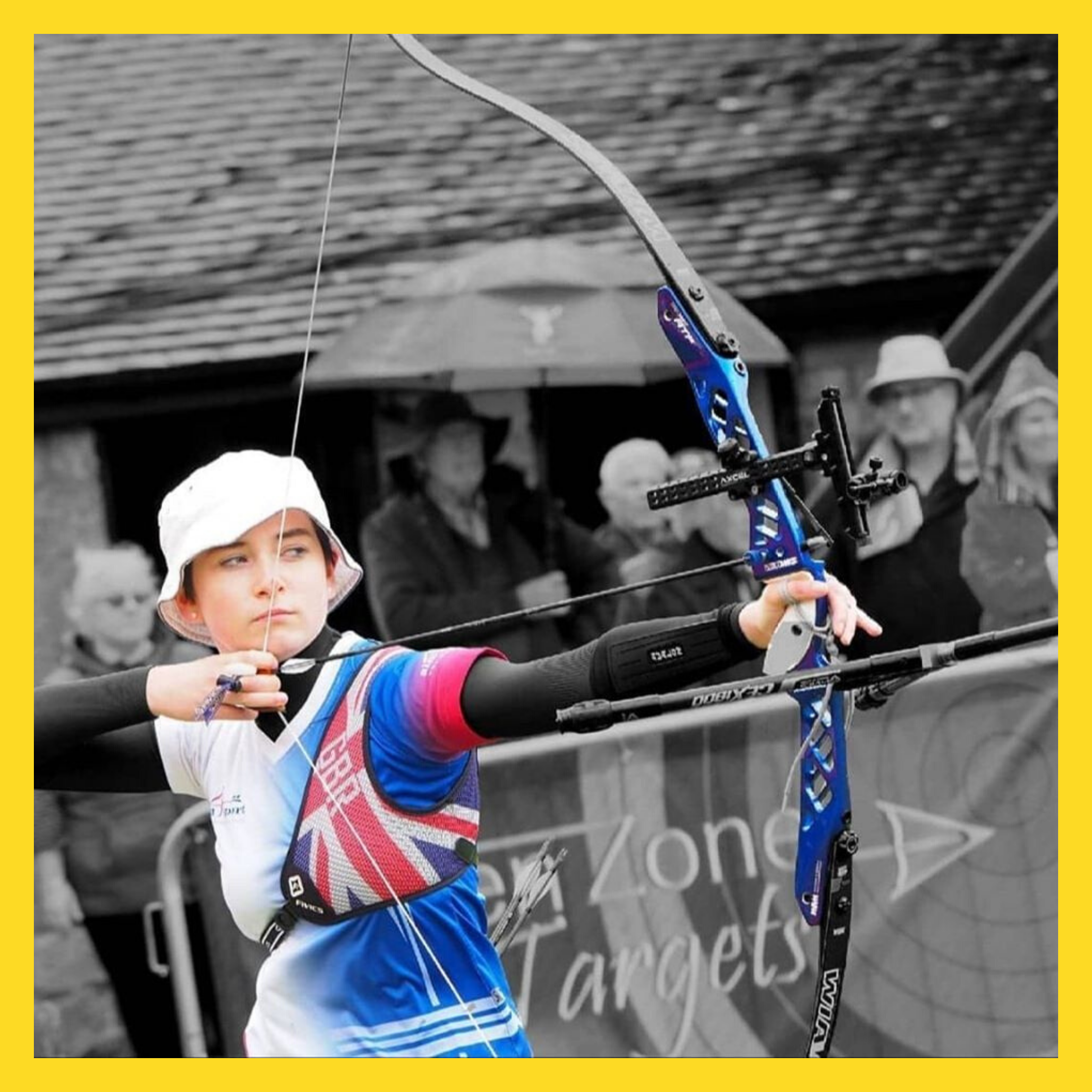 Imogen Newby archer