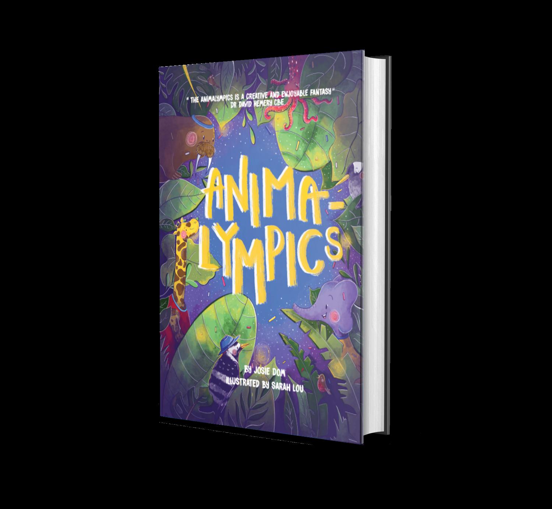 Animalympics book