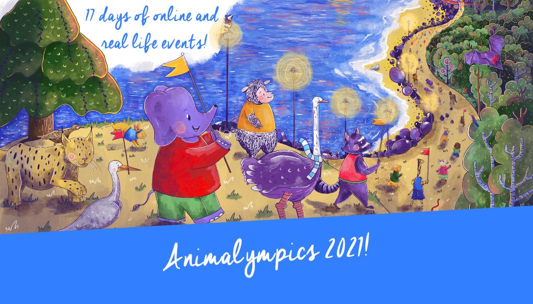 Animalympics 2021