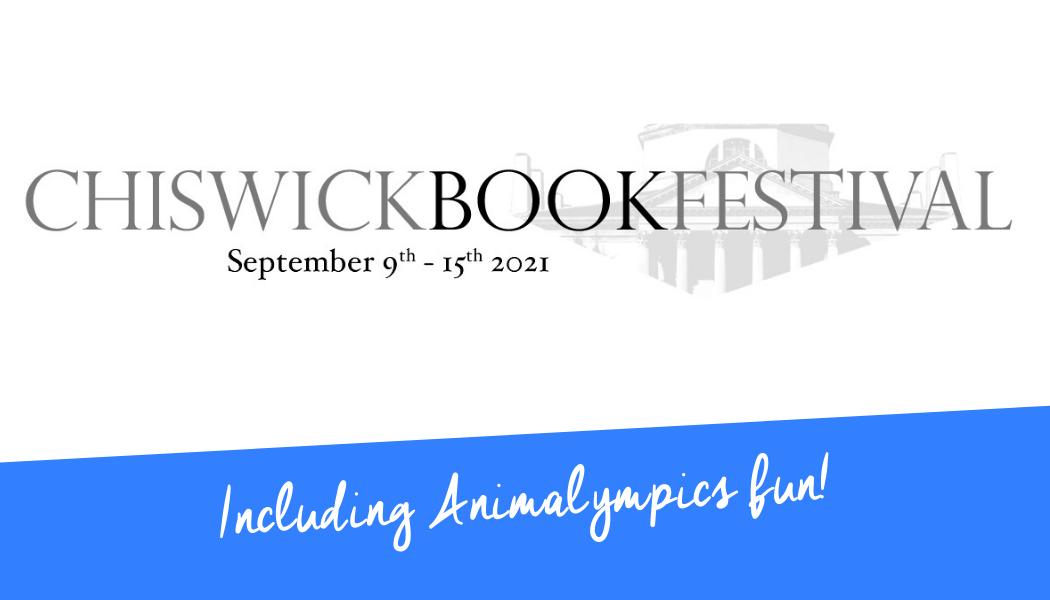 Chiswick Book Festival picture
